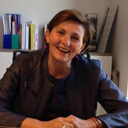 portrait de Marie-Françoise Redon